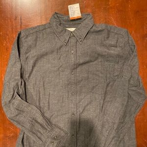 St. Johns Bay Long Sleeve Button Down